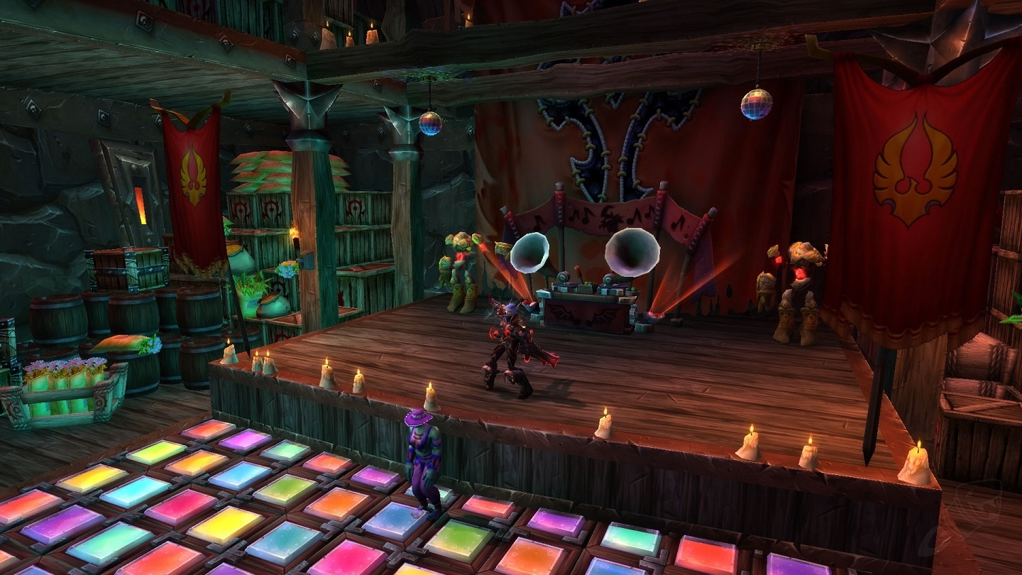 Awesome You Are Able To Use Any And All Toys It Seems While Parting In The Auction  House As Well So It Really Is A Party!