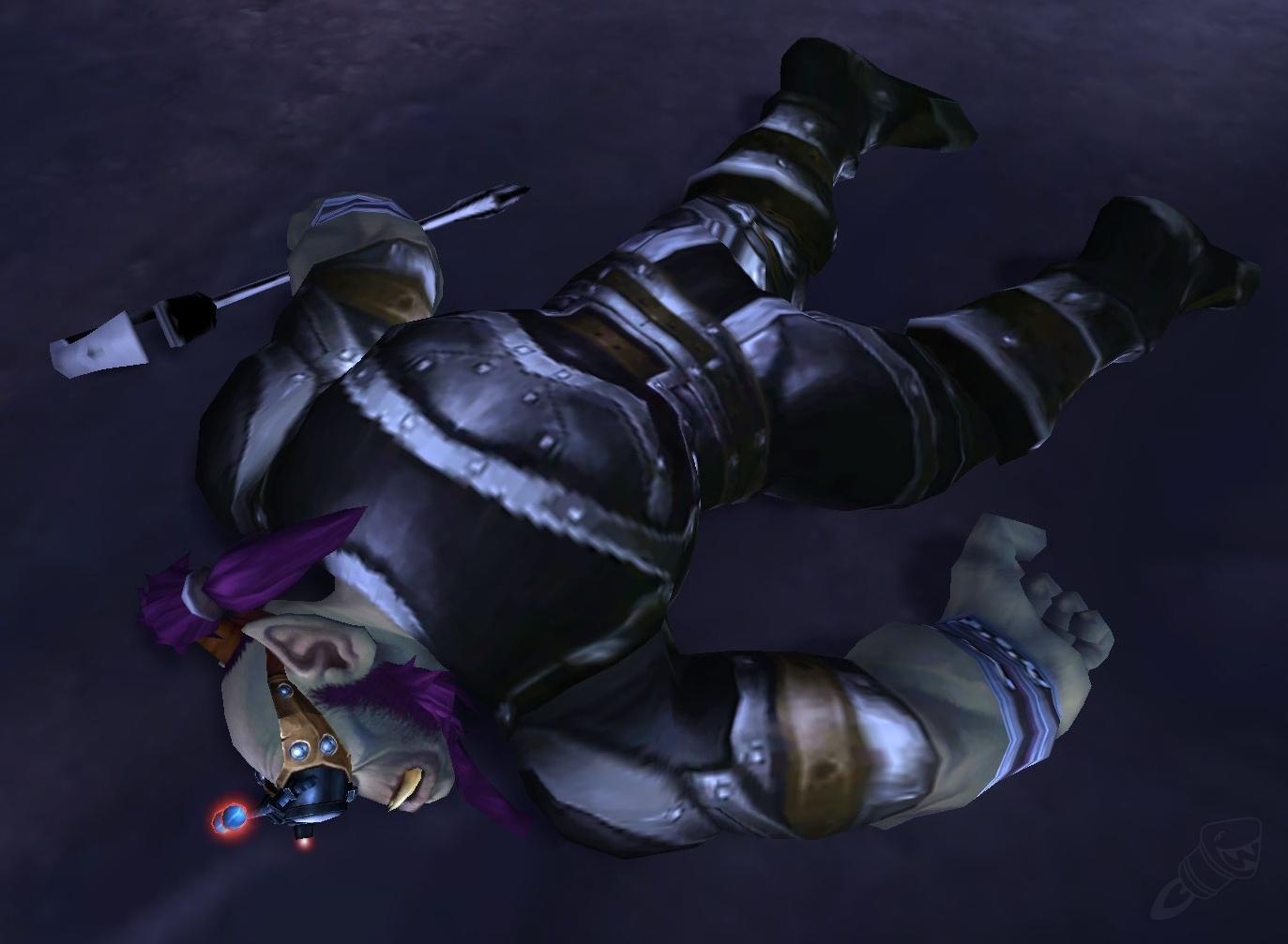 Iron Machinist Npc World Of Warcraft