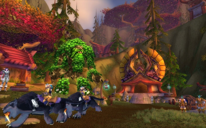 Hyjalgipfel Zone World Of Warcraft