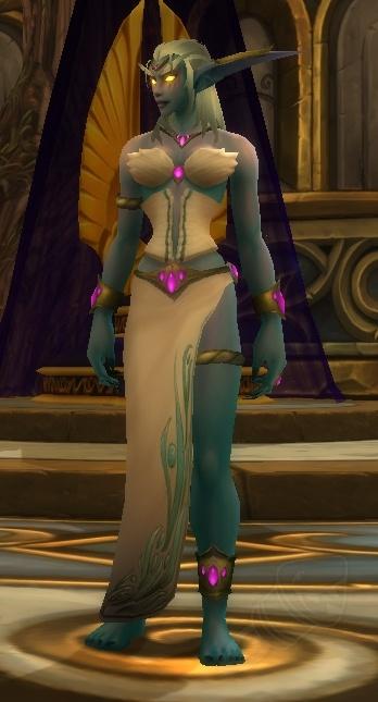 Queen Azshara Npc World Of Warcraft