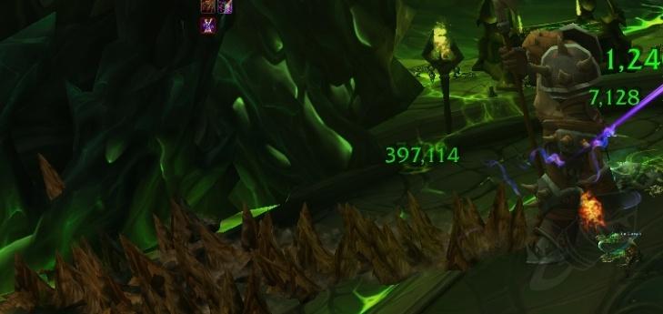 Игроки должны отворачиватьОкаменевшие иглыот рейда.