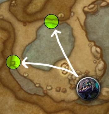 В начале боя Харджатана необходимо подвести к одному из мест появления мурлоков.