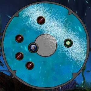 Призыв Веллиясоздает на платформе полосу из водяных пузырей.