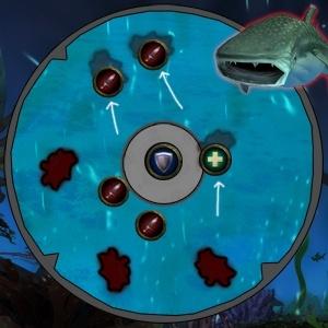 Трем игрокам следует собратьОскверняющие чернилаи подойти к Сарукелу...