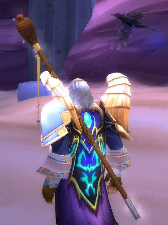 아티쉬 - 수호자의 지팡이 - 아이템 - 월드 오브 워크래프트