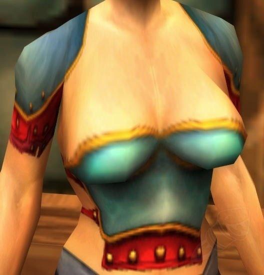 Refuge Armor - Item - World of Warcraft