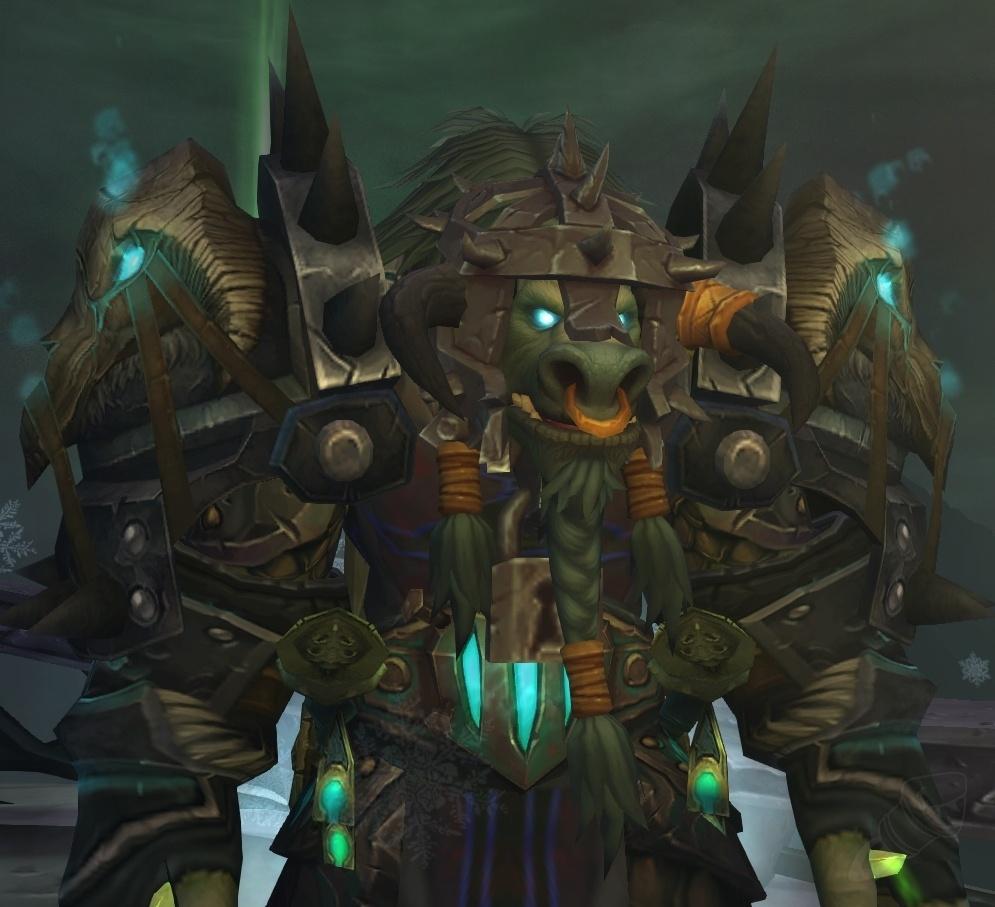 Stahlverstärkter Knasthelm Gegenstand World Of Warcraft