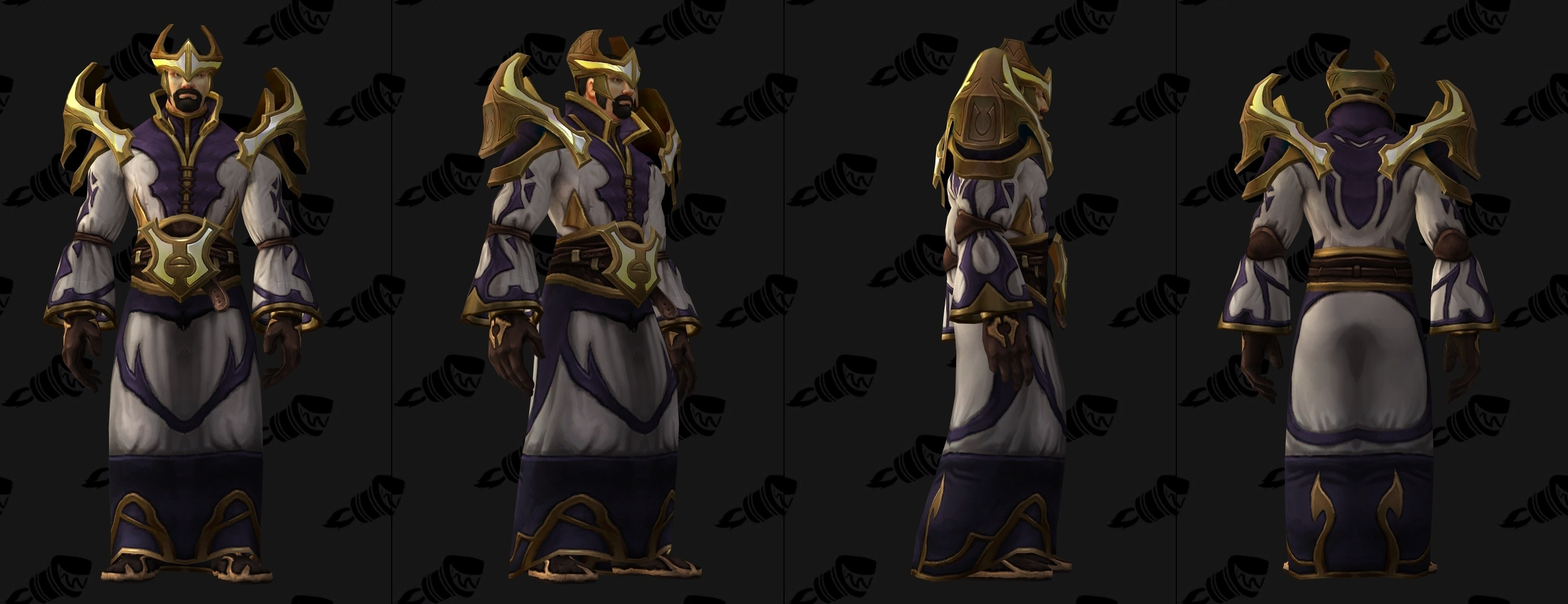 Cloth Argus Set & Patch 7.3 Argus Armor Sets - Wowhead News