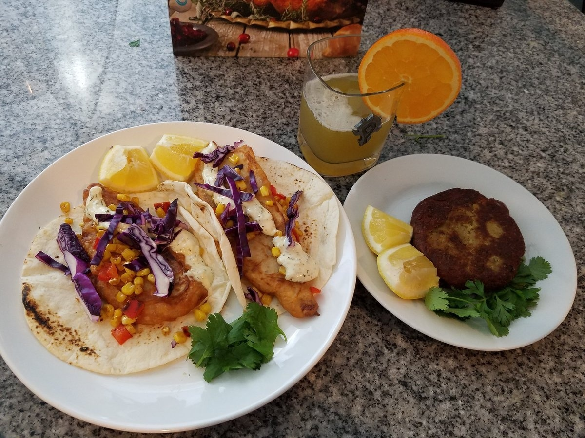 Warcraft Cooking IRL: Savory Deviate Delight, Crab Cakes