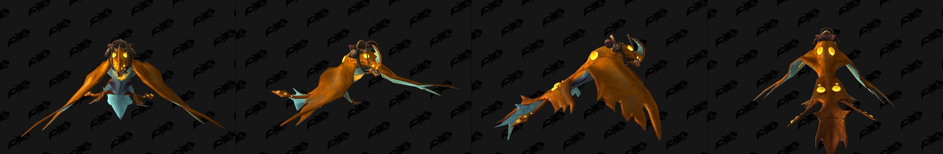 All The New Mounts In Patch 73 Elekks Ruinstriders Mana Rays And