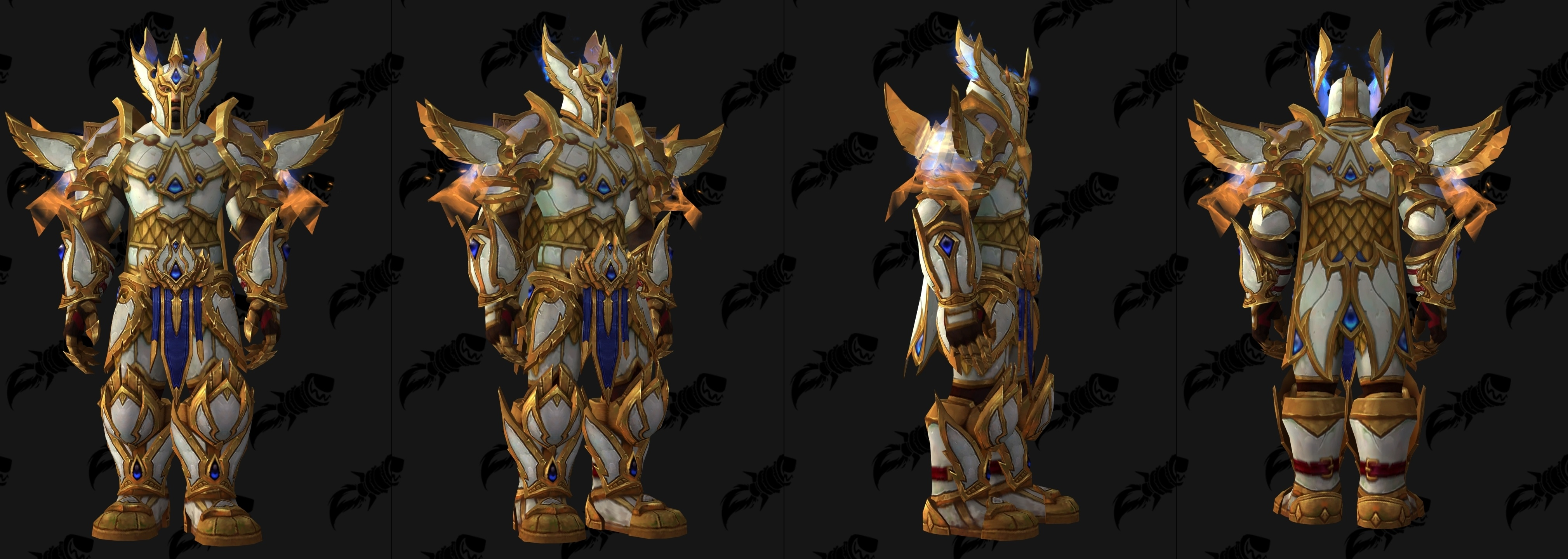 Mythic Prot Paladin Build
