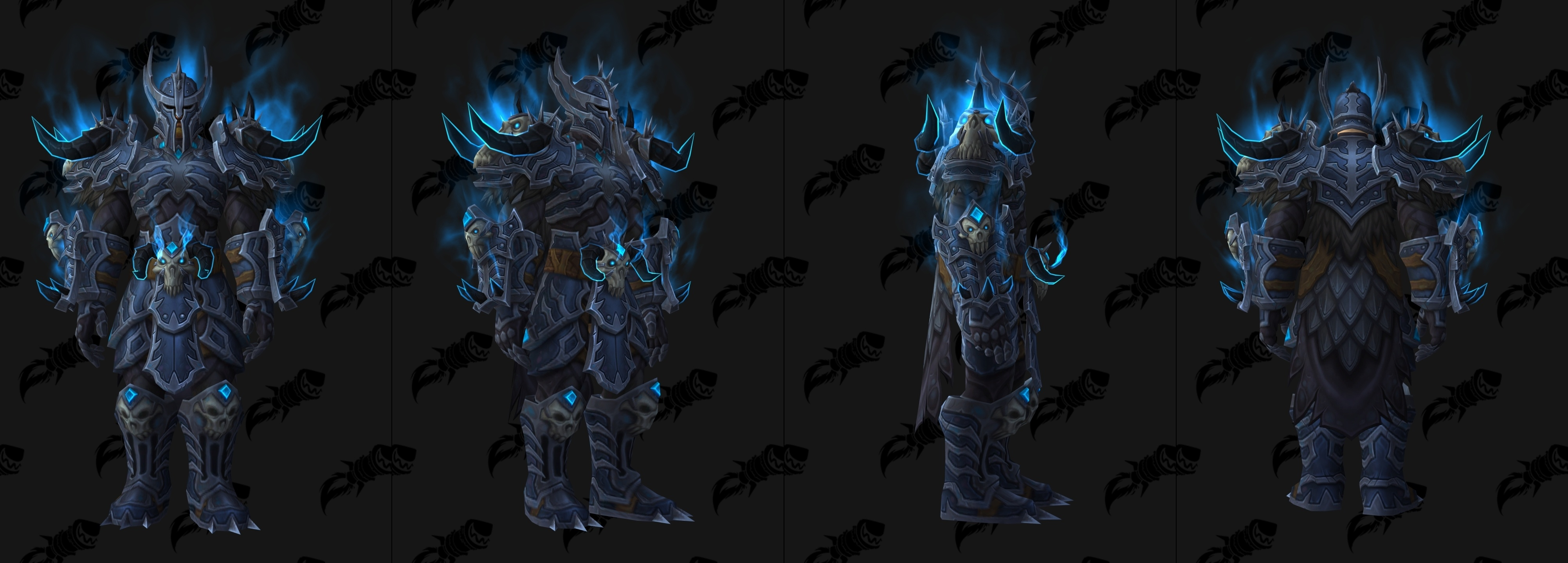 Images and Transmog Sets & Death Knight Tier 21 - Dreadwake Armor - Wowhead News