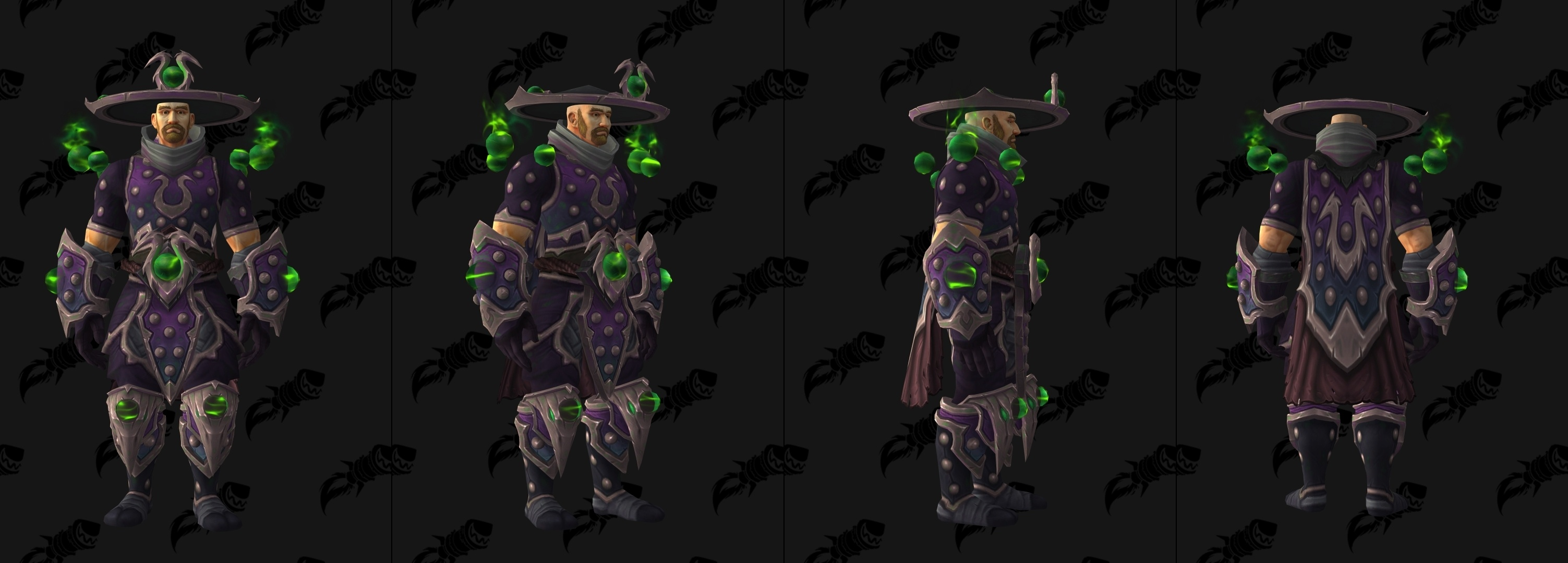 Helm Monk Tier 21 Armor Sets Guides Wowhead Screenshots And Transmog Links