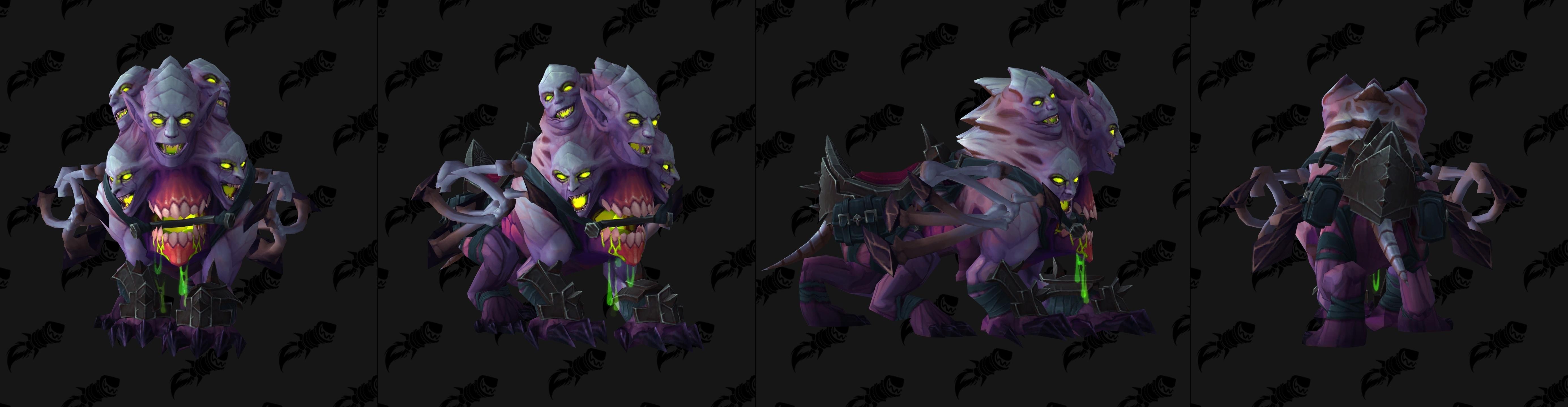 antorus the burning throne raid mount rewards - wowhead news
