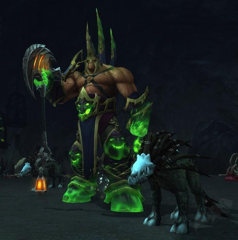 Hundemeister Kerrax - NPC - World of Warcraft