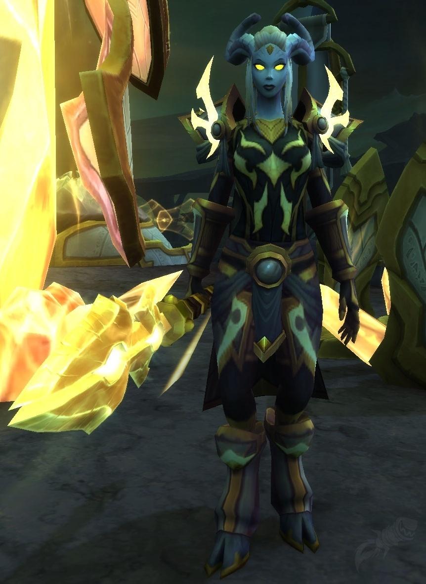 Captain Fareeya Npc World Of Warcraft