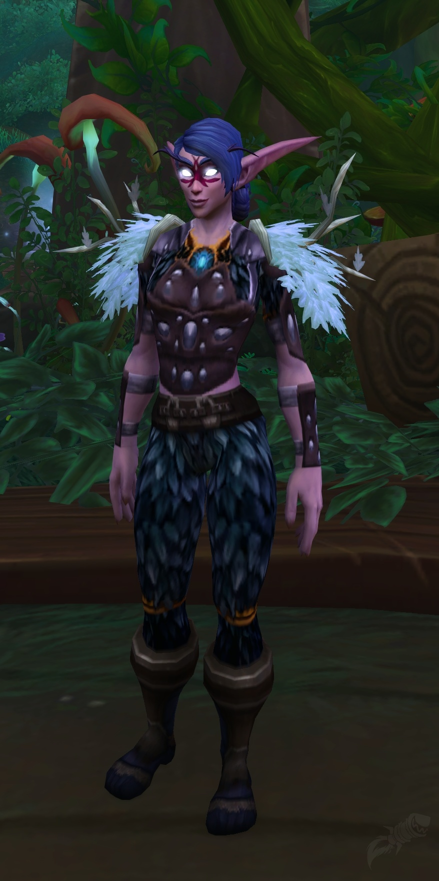Champion Thisalee Crow Quest World Of Warcraft