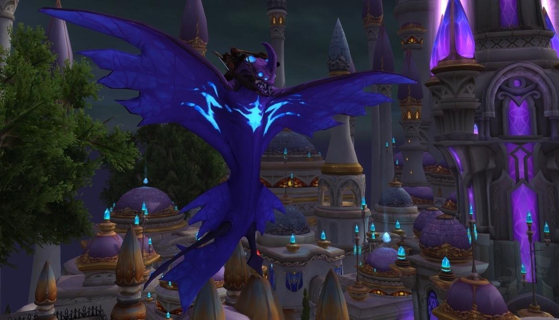 Farbenprächtiger Manarochen Gegenstand World Of Warcraft