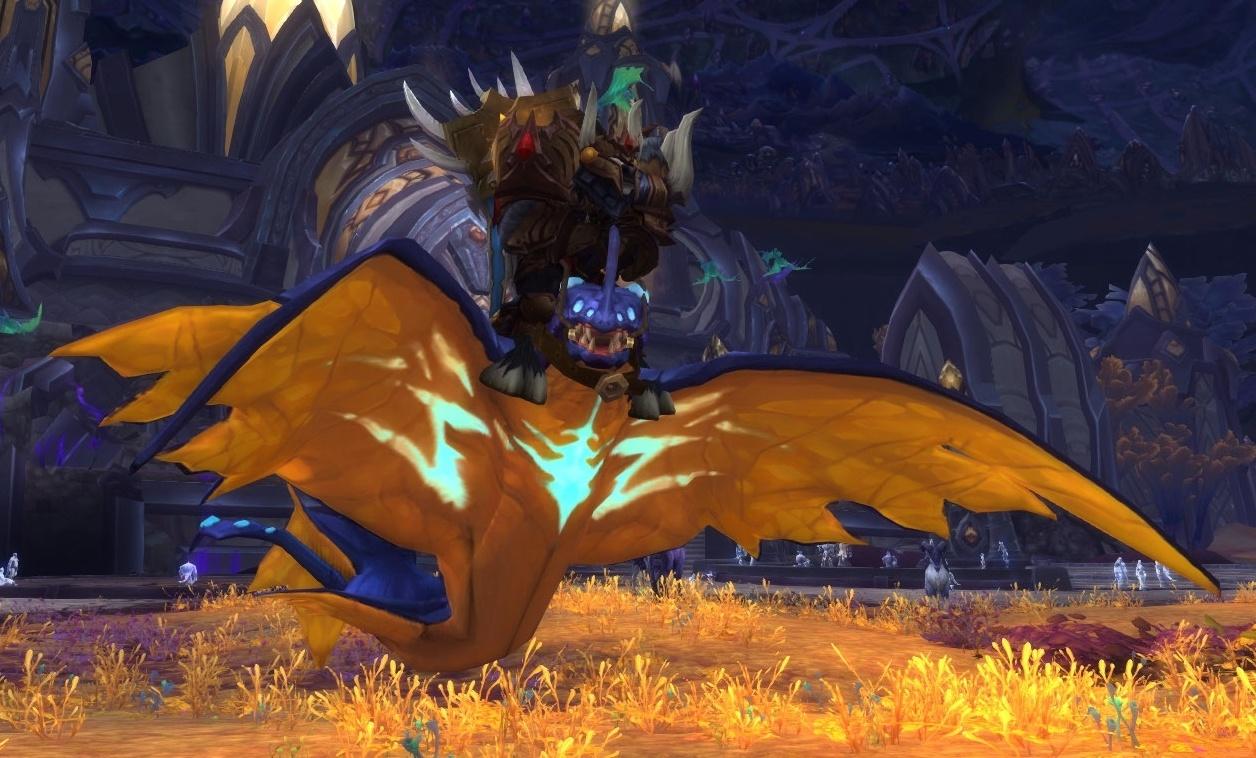 Glimmernder Manarochen Gegenstand World Of Warcraft