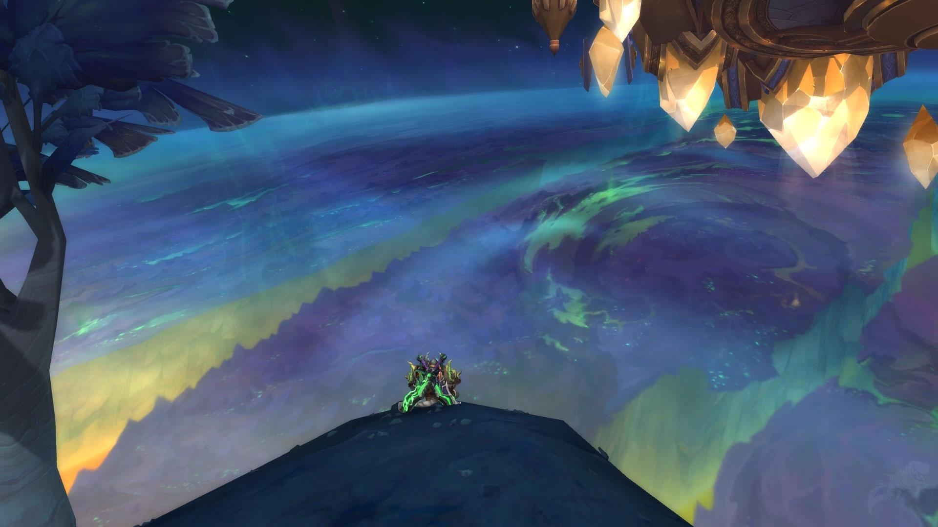 Generador De Agujeros De Gusano Argus Objeto World Of Warcraft