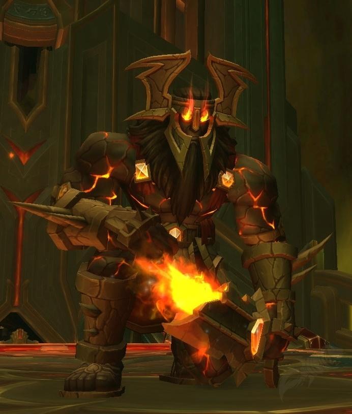 Aggramar - NPC - World of Warcraft