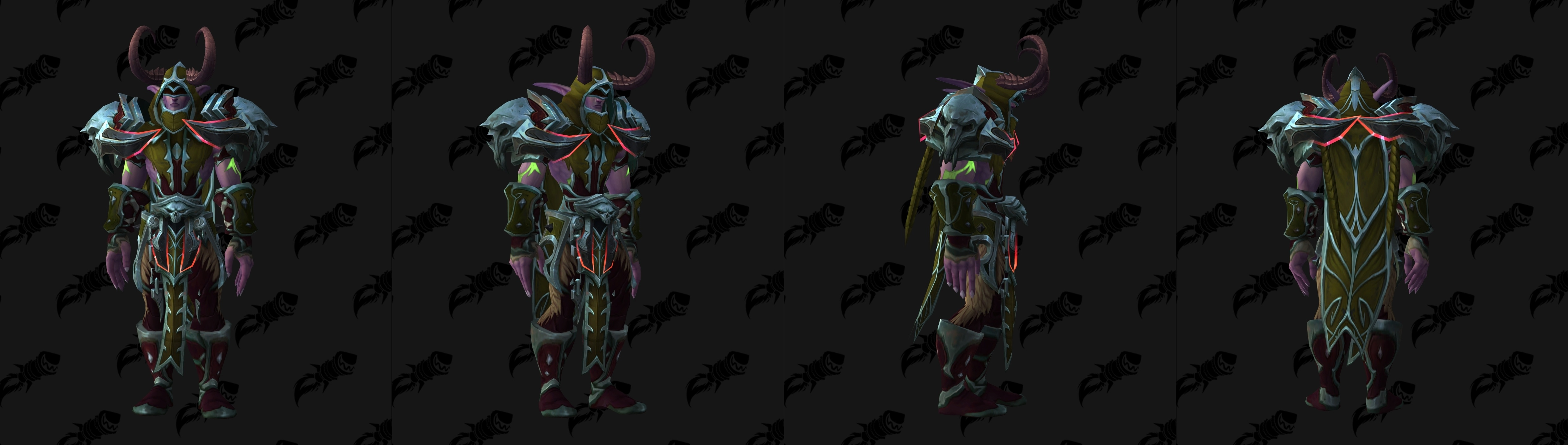 Tier 21 Armor Sets - Guides - Wowhead