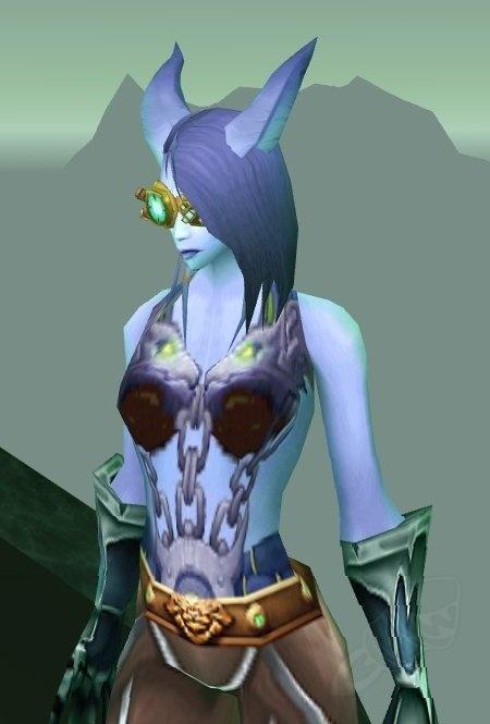 Durotan's Battle Harness - Item - World of Warcraft