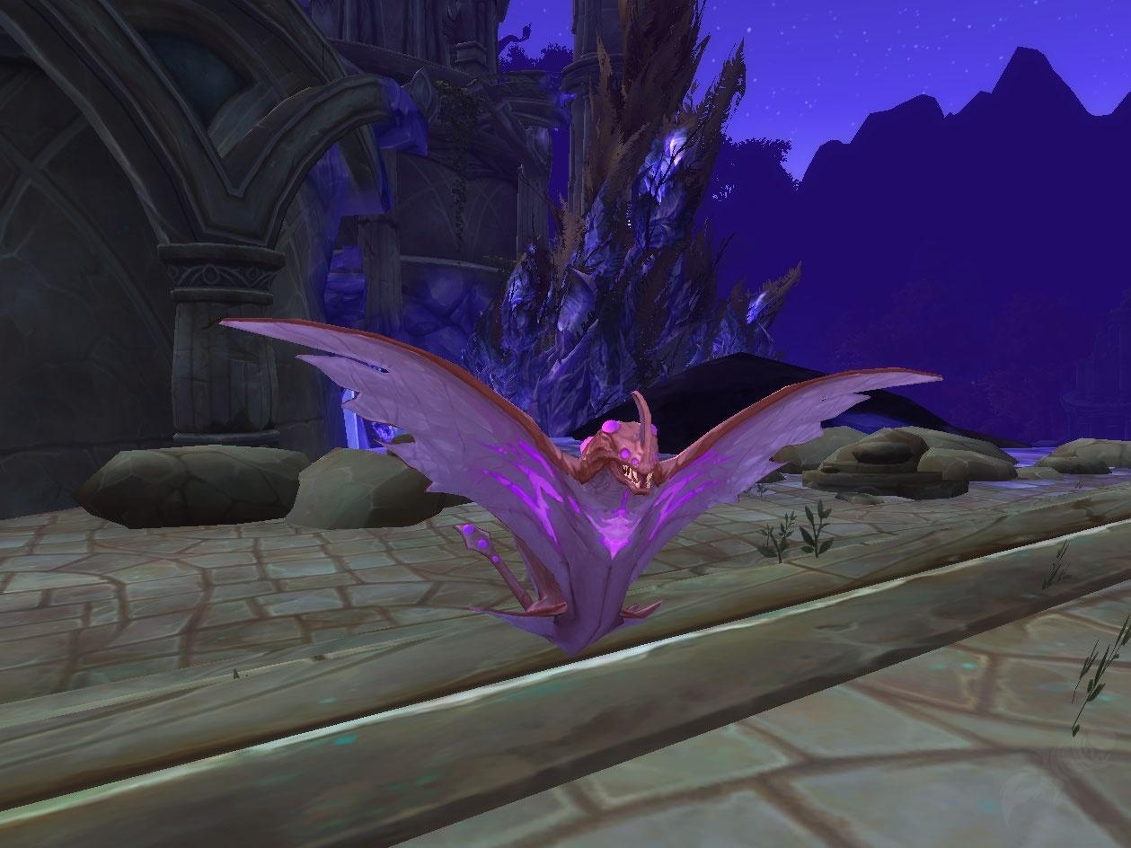 Zahme Himmelsflosse Gegenstand World Of Warcraft
