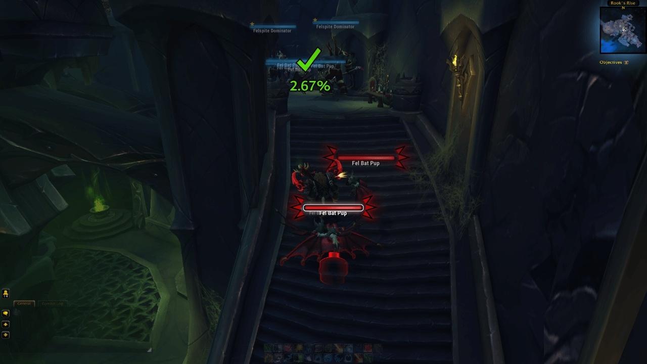 black rook hold mythic keystone guide legion 7 3 guides wowhead