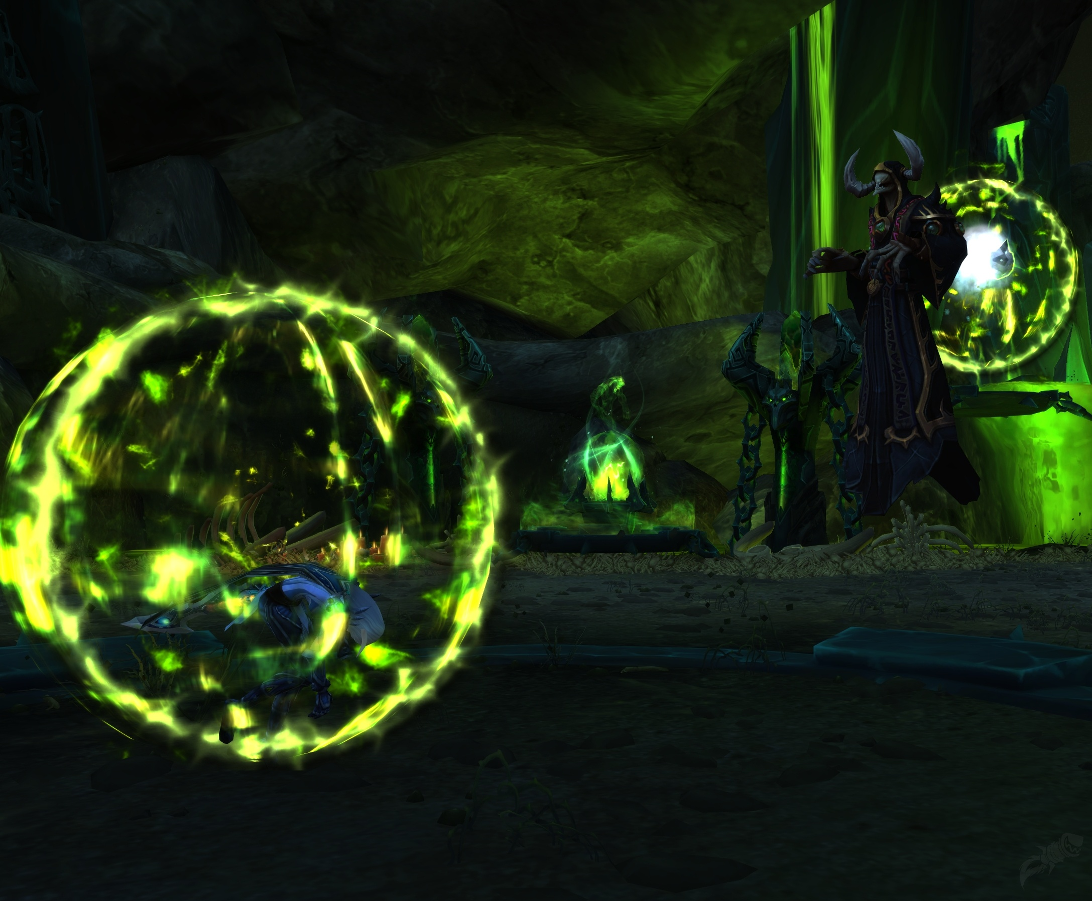 Rescue Mission - Quest - World of Warcraft