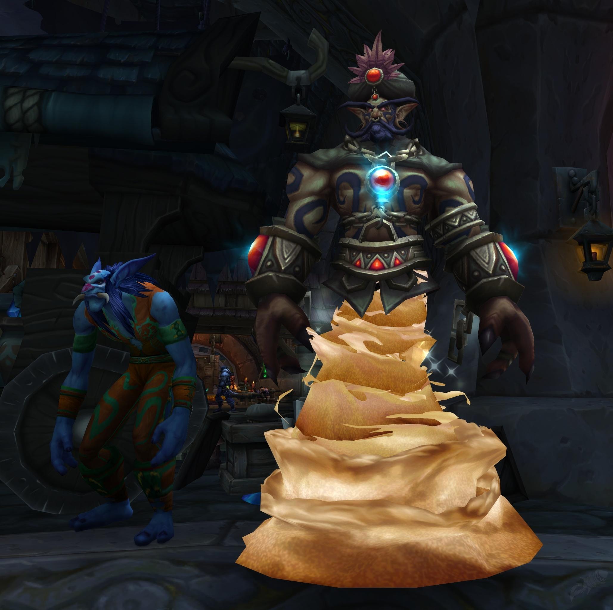 Its Own of Loyalty Is World Quest Reward Warcraft N08nmwv