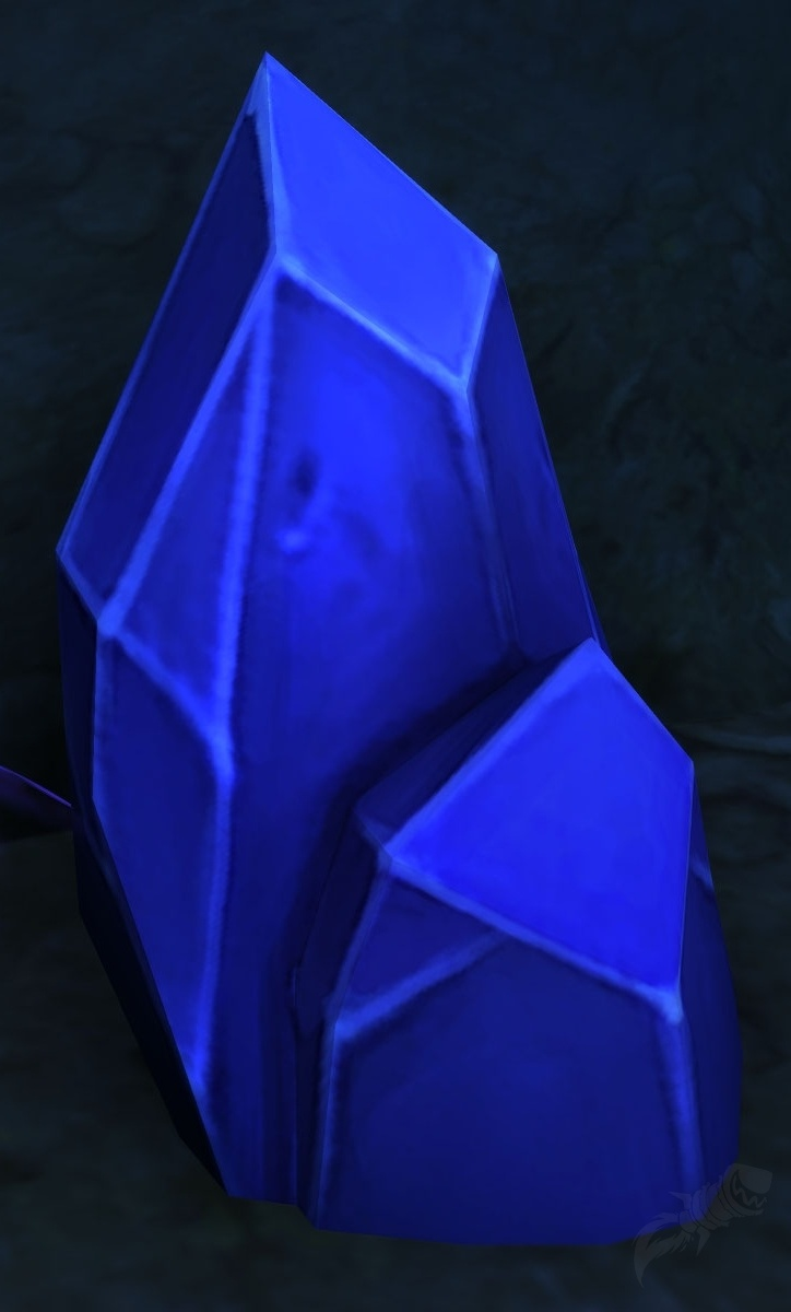 Cracked Ley Crystal Object World Of Warcraft