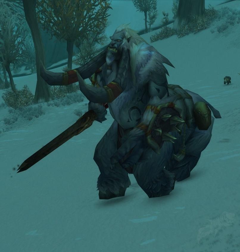 Gigantaur - NPC - World of Warcraft