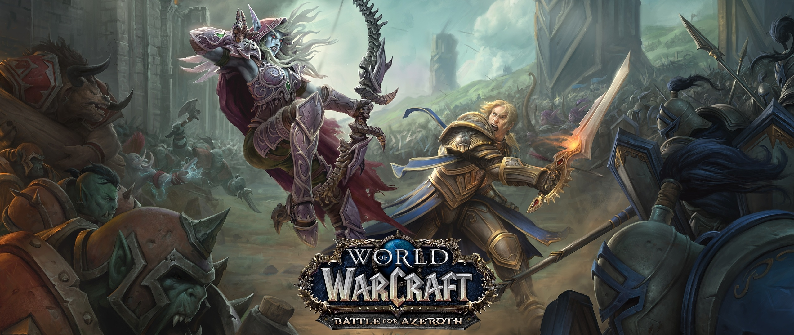 Battle for Azeroth: Next WoW Expansion Revealed at BlizzCon 2017
