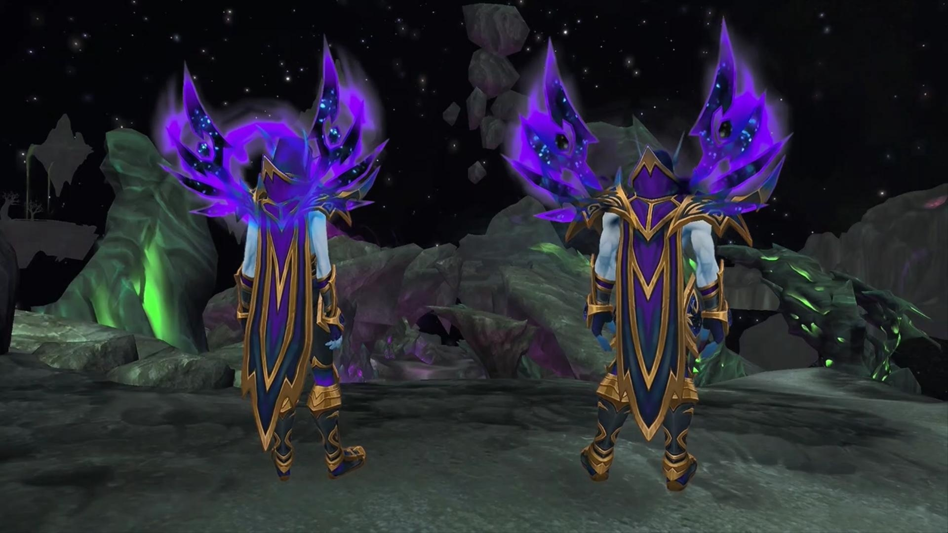 wow allied races