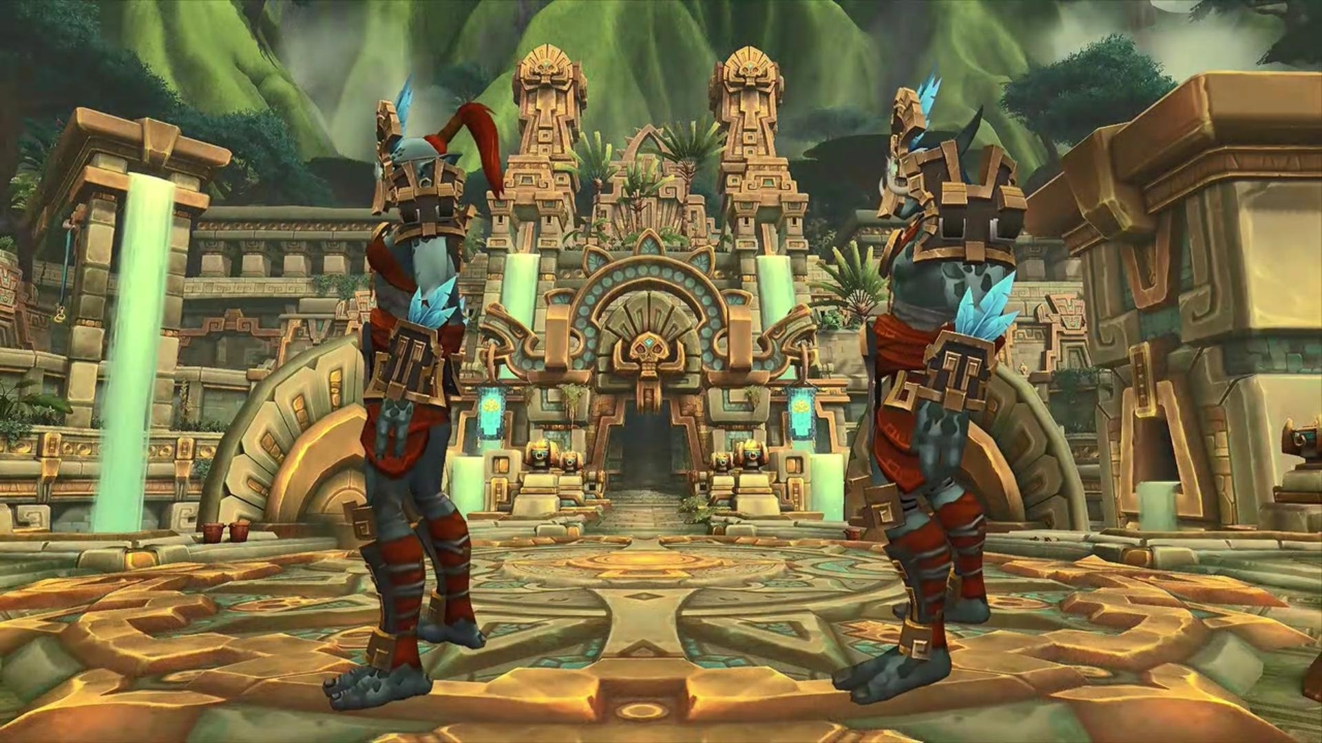 New Allied Races Coming in Battle for Azeroth Expansion with