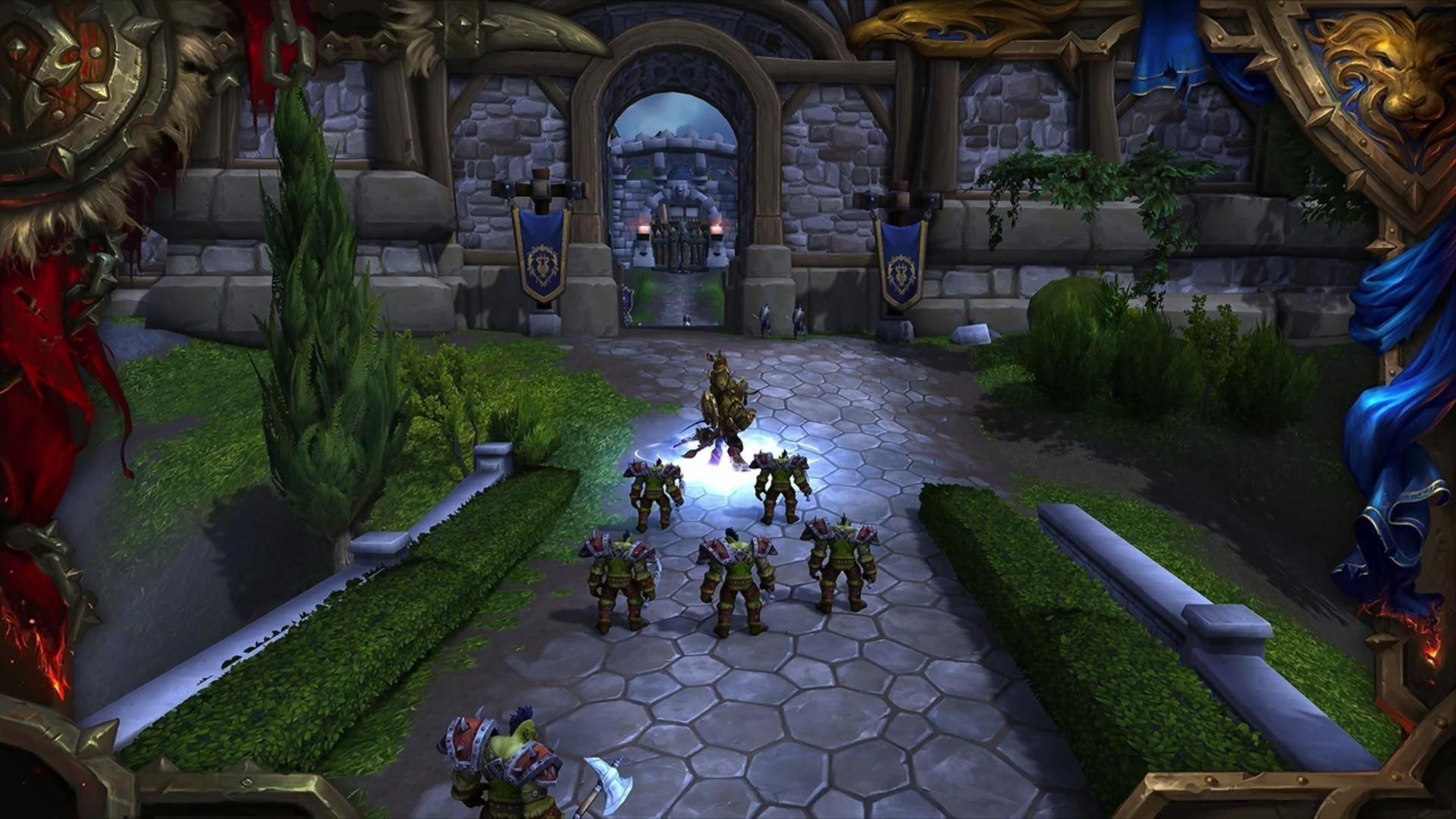 Mature raiders turalyon