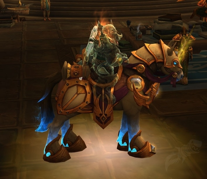 paladin classs hall upgrades how to use argent steed