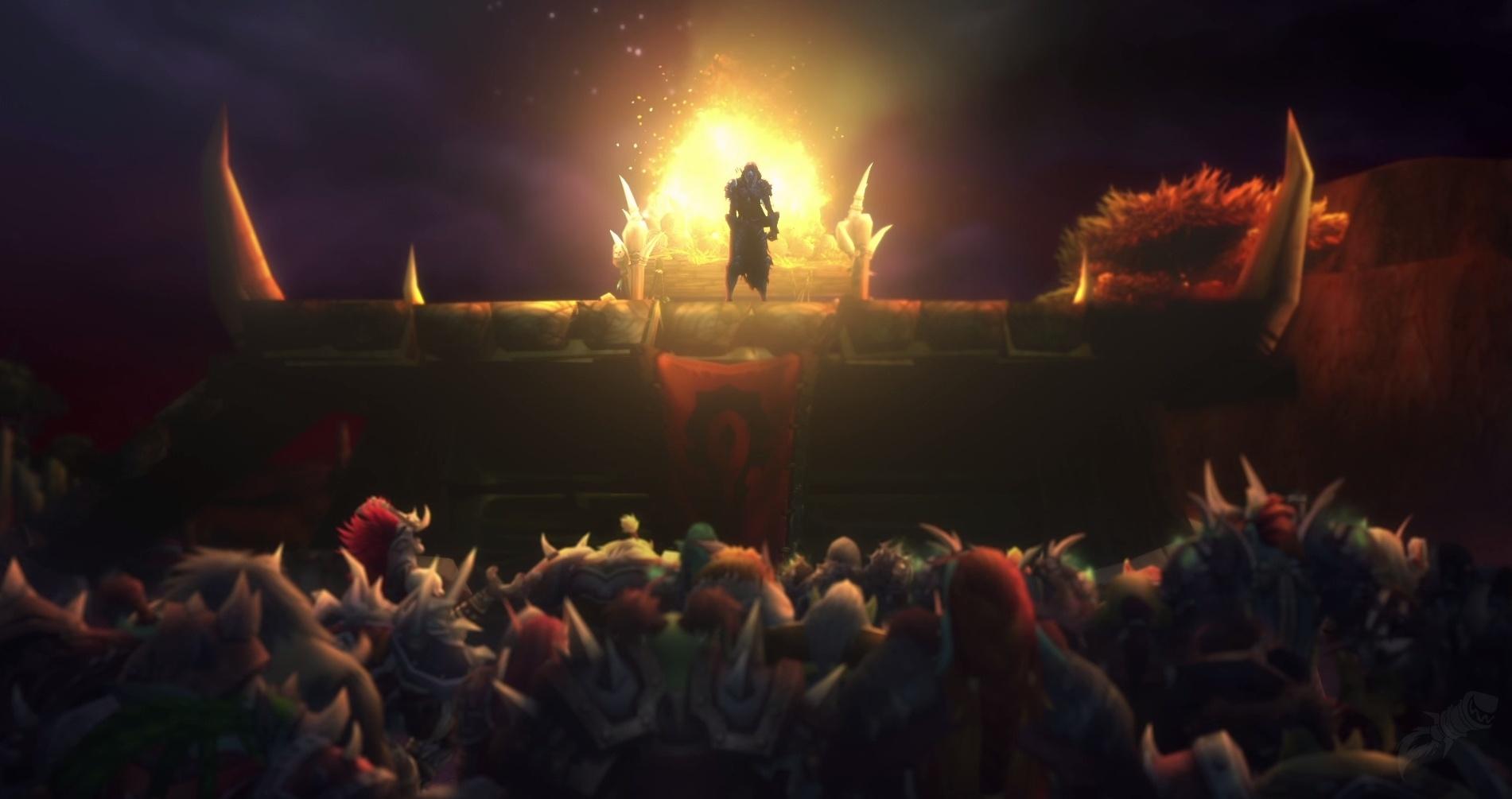 Das Schicksal Der Horde