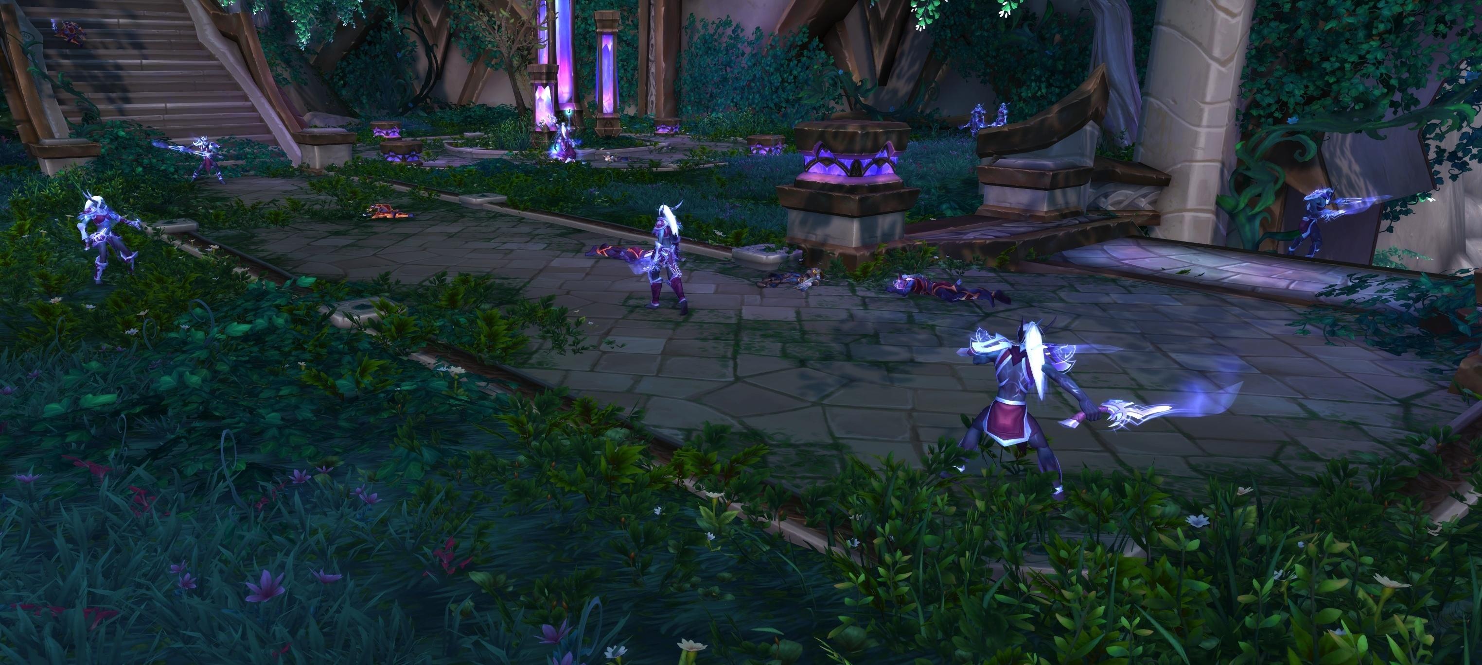 Sigil Reclamation Quest World Of Warcraft