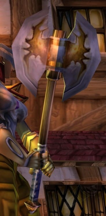 Great Axe Item World Of Warcraft