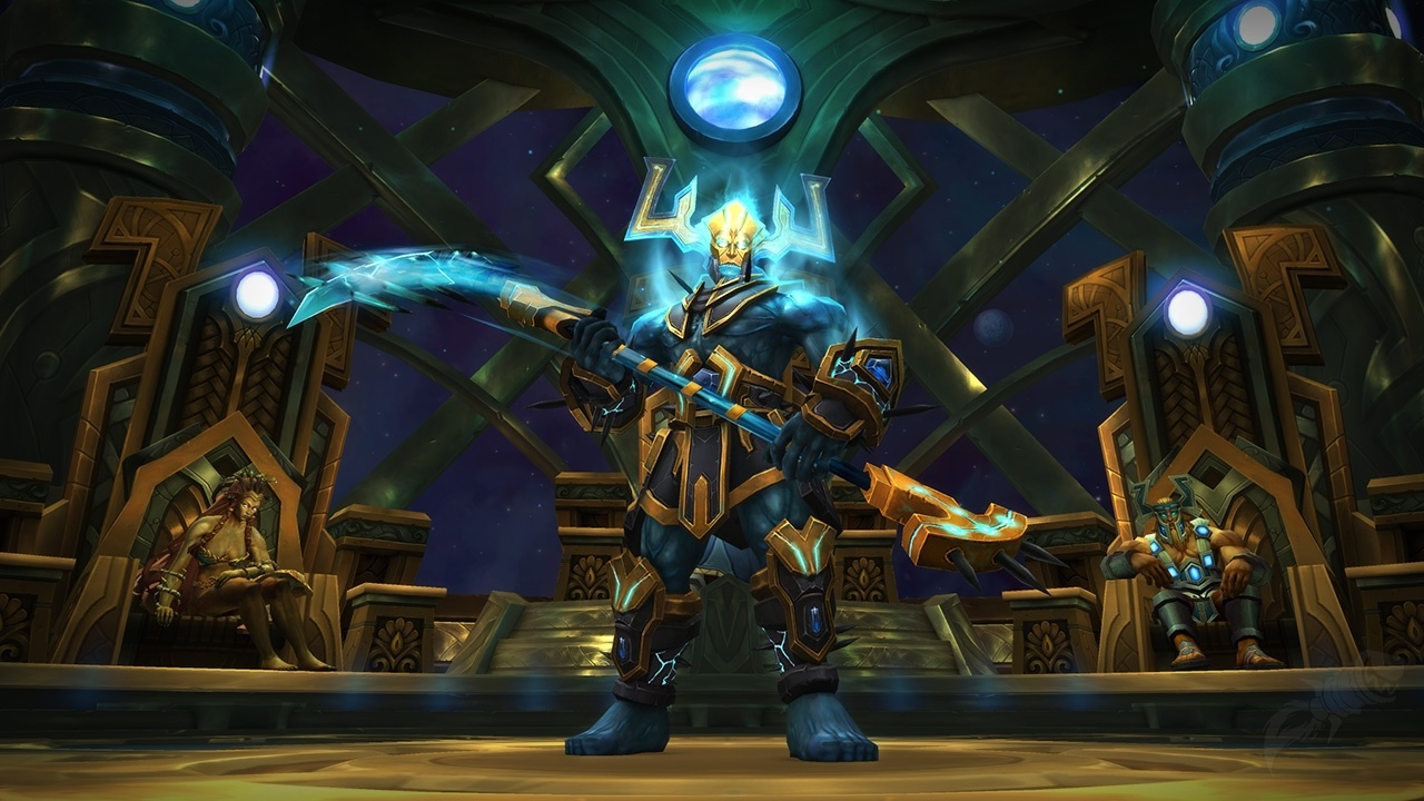 Argus the Unmaker - NPC - World of Warcraft