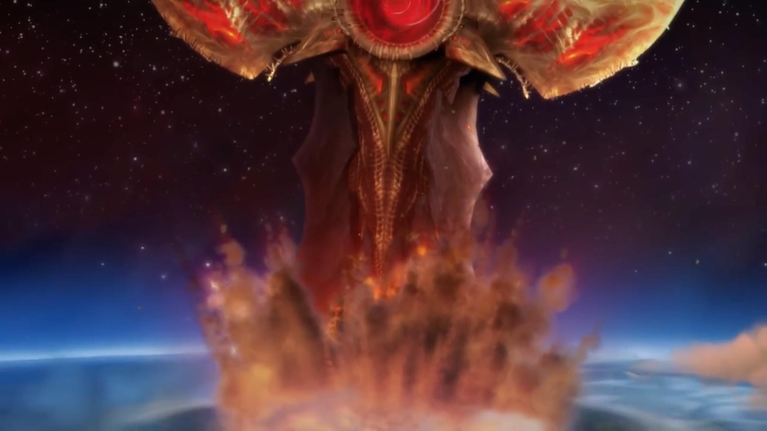 Sword Of Thenew World: Sargeras' Sword Impact On Azeroth?