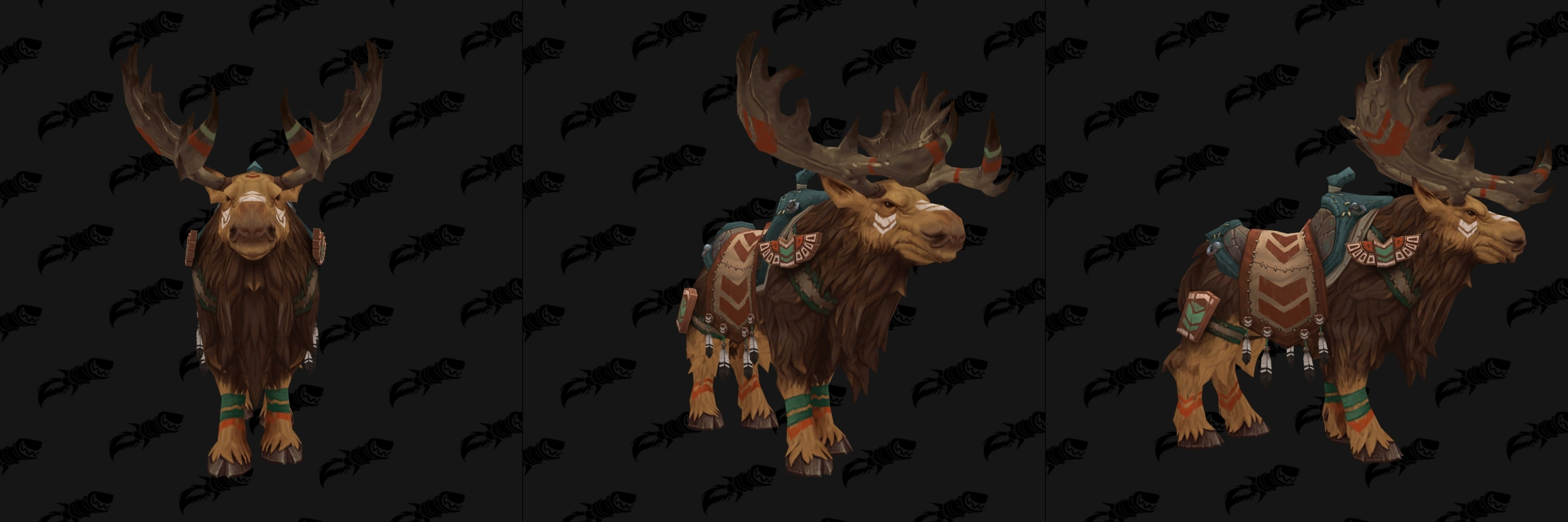 Highmountain tauren allied race druid forms totems and racial new mount nvjuhfo Choice Image