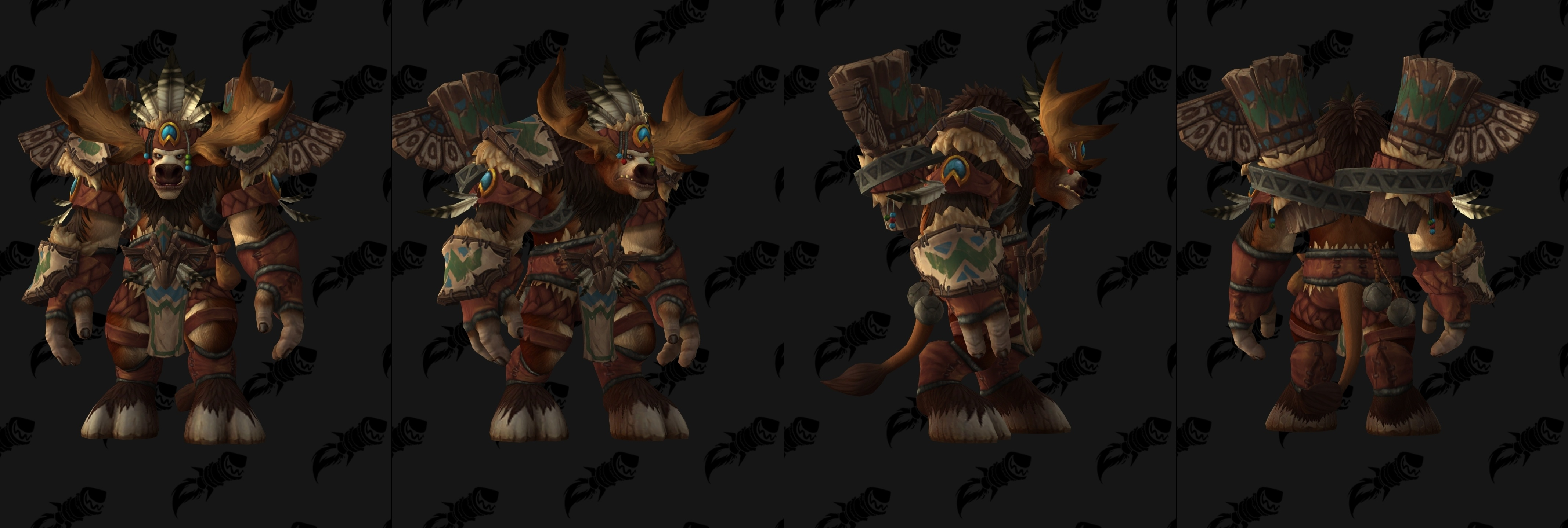 highmountain-taurens-allied-race-wow