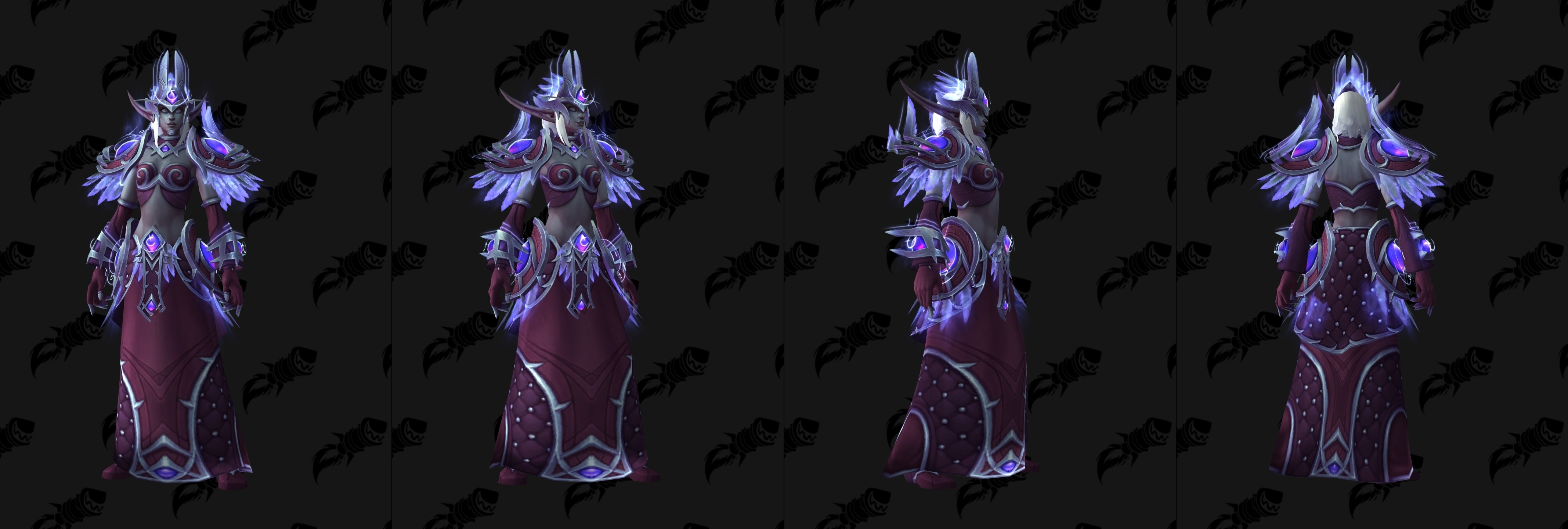 Heritage Armor Sets Guides Wowhead Their cosmetic nature means they are transmoggable over any armor type, from plate to cloth. heritage armor sets guides wowhead
