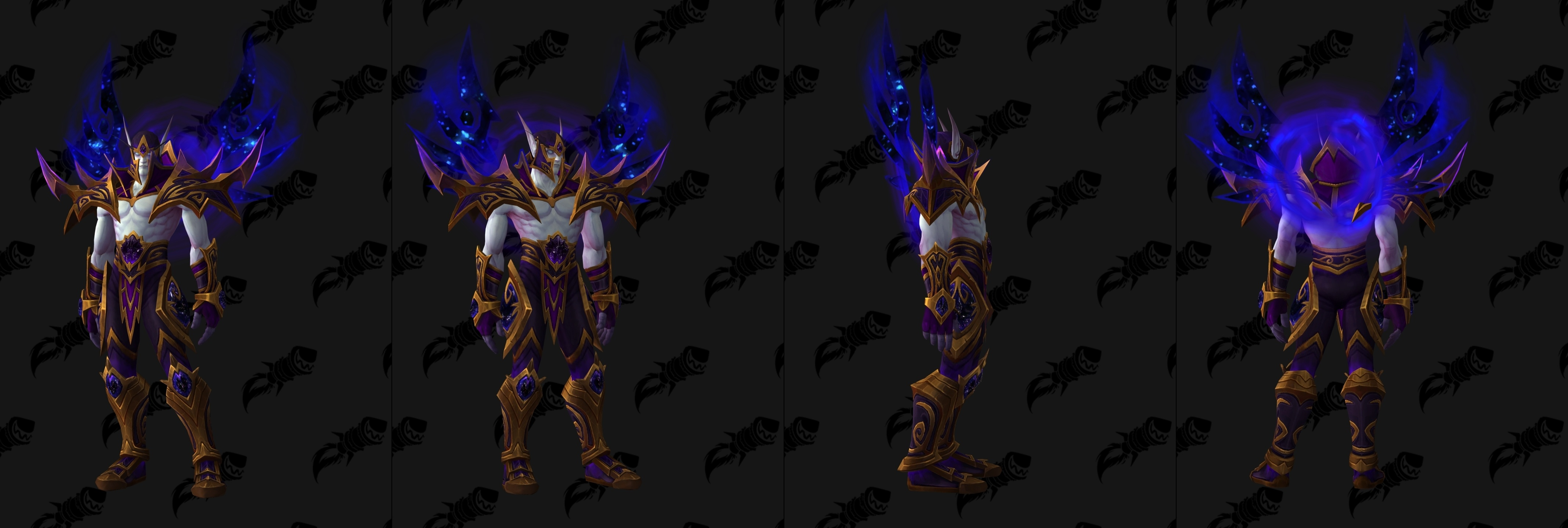 Heritage Armor Sets Guides Wowhead Void elf tabards are now on the ptr. heritage armor sets guides wowhead