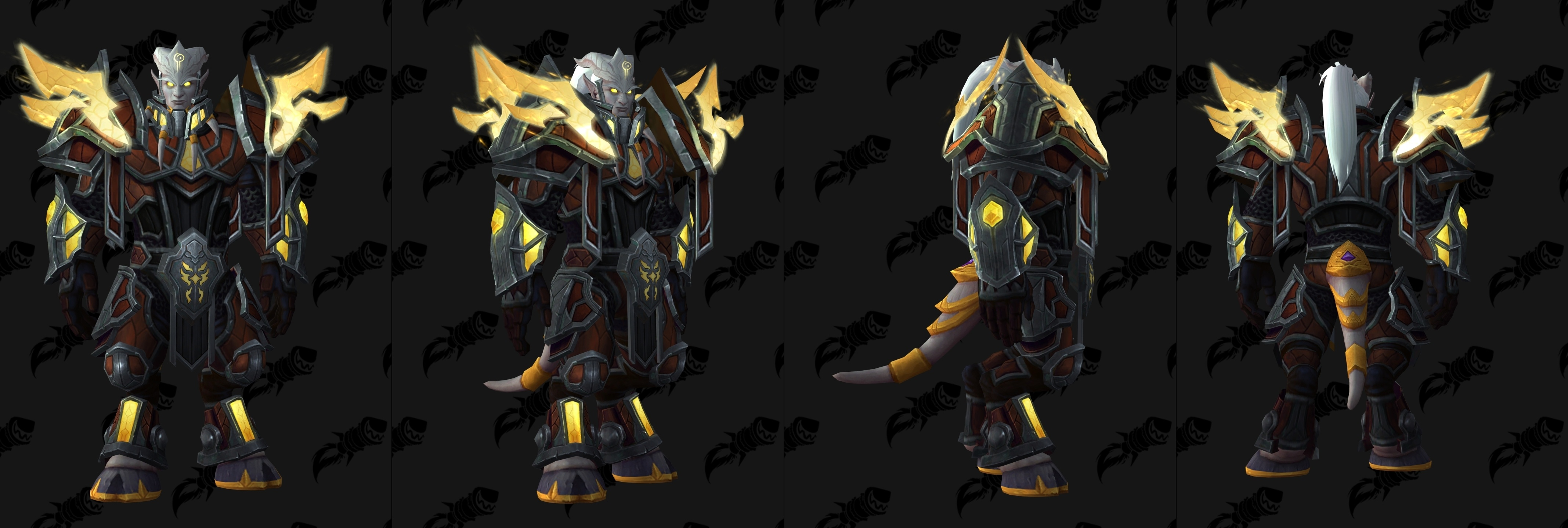 7 3 5 PTR - Heritage Armor Set Models - Wowhead News