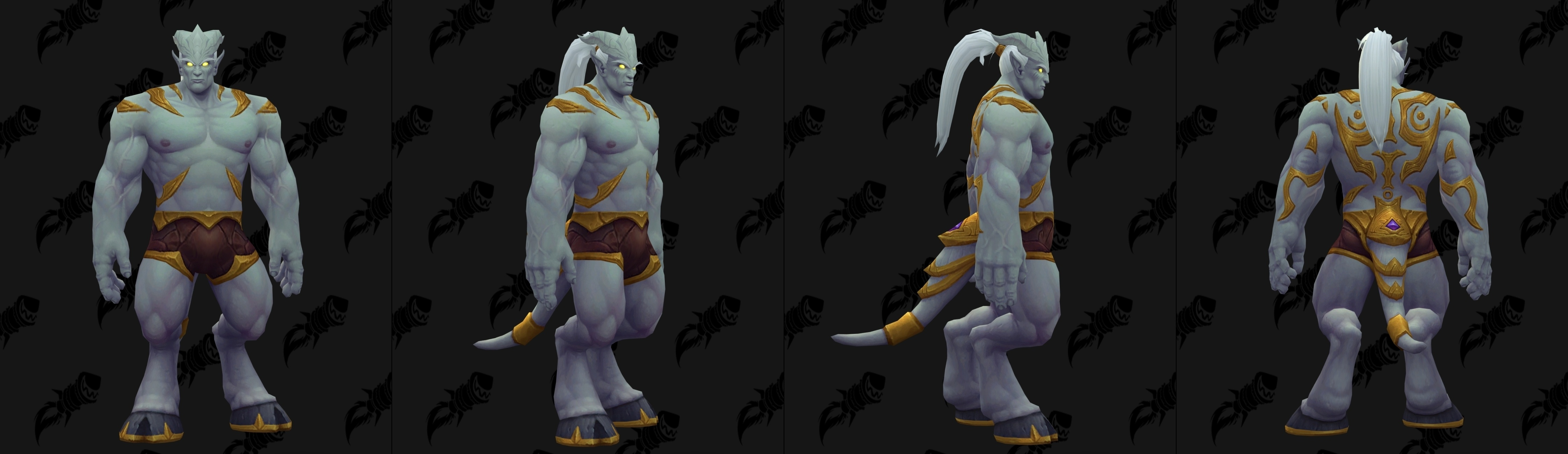 Lightforged Draenei Allied Race - Guides - Wowhead