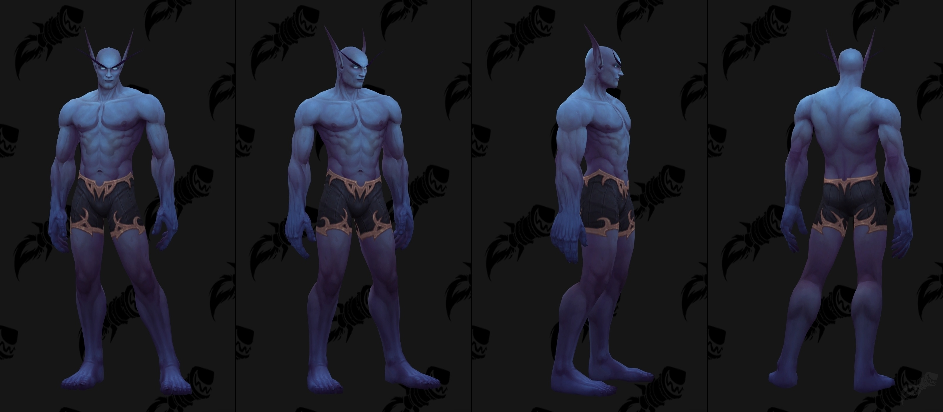 Best Class For Blood Elf 2019 Void Elf Allied Race   Guides   Wowhead